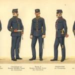 Hærens tekniske Korps; Arbejdssoldat; Overintendant.