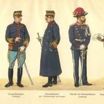 Generaler; Generalstaben.