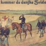 1. Her kommer de danske soldater - forside
