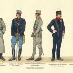 Hæren - Uniformer, 1916
